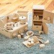画像1: 木のおもちゃ クッキングセット COOKING SET (1)